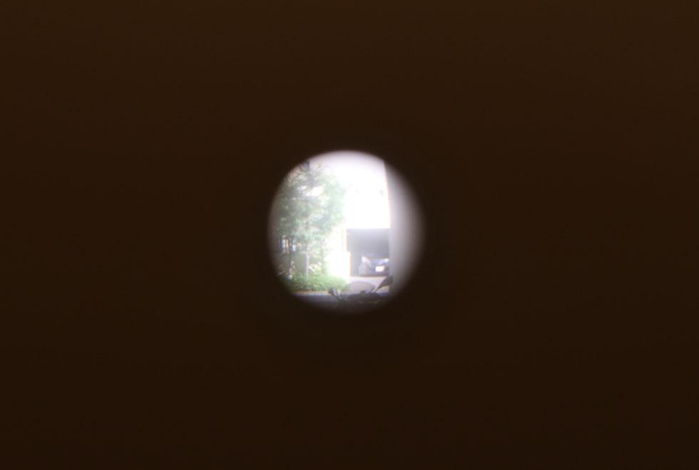 ドアスコープ